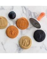 (01260) Spooky Heirloom Cookie Stamps by Nordicware