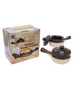 15-Ounce Onion Soup Crocks - Set of 2 - 7630-RMI