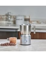 Capresso Froth Select Automatic Milk Frother & Hot Chocolate Maker   Stainless Steel
