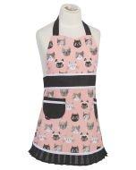607019 Now Designs Cat's Meow Children's Apron
