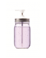 Fox Run Jarware Soap Pump - White (82651)