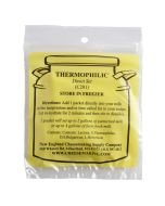 New England CheeseMaking Supplies - Thermophilic Cheese Culture - 5 Pack