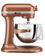 KitchenAid 6 qt 600 Series Stand Mixer - Copper Pearl
