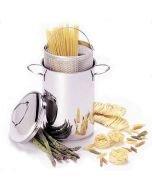 Demeyere RESTO Asparagus Steamer & Pasta Pot