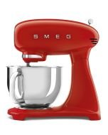 SMEG Full-color Stand Mixer | Red