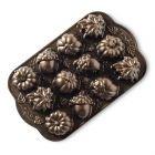 Nordicware Autumn Delights Cakelet Pan (Bakeware) 92048
