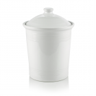 Fiesta® Large 3 Qt. Kitchen Canister/Cookie Jar | White
