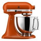 KitchenAid 5-Quart Artisan Tilt-Head Stand Mixer   Scorched Orange
