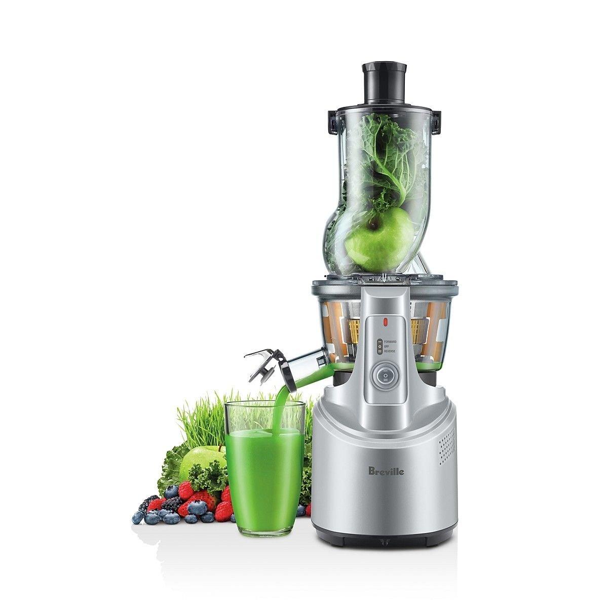 Breville Juice Fountain Juicer Model: JE98XL