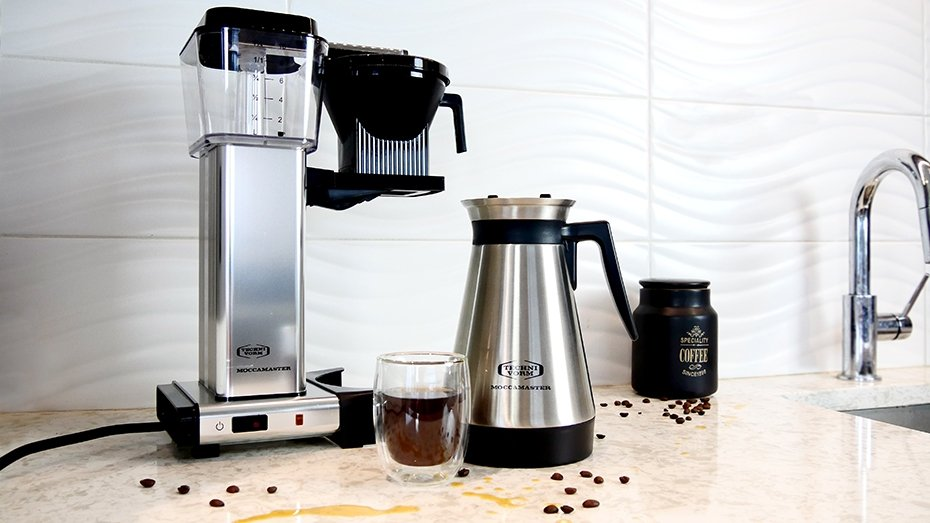 MoccaMaster Pour Over Coffee Maker
