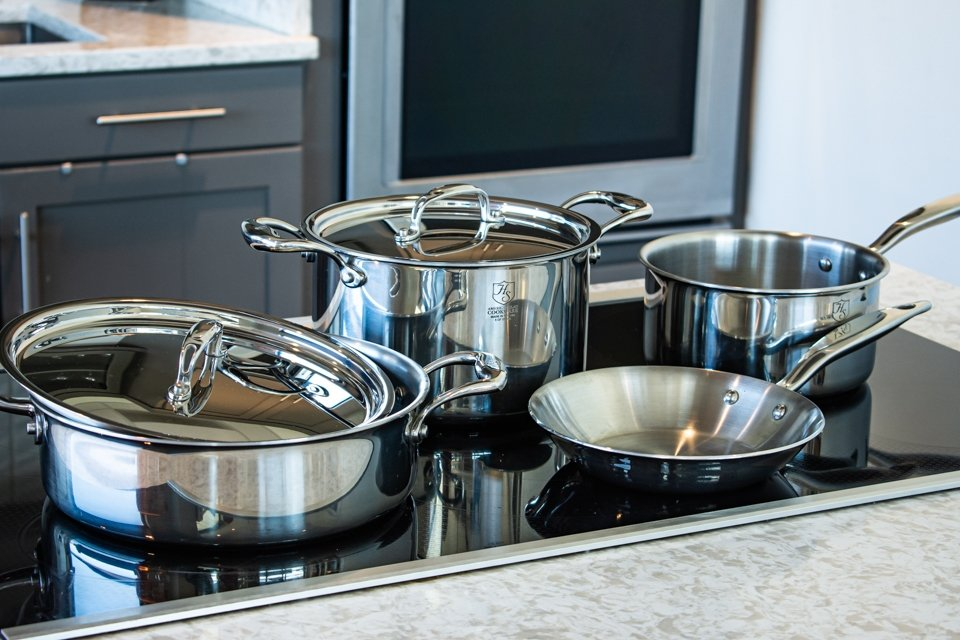 Hammer Stahl Stainless Steel Cookware
