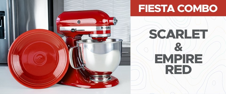 Fiesta Combos Scarlet & Empire Red Shop Now