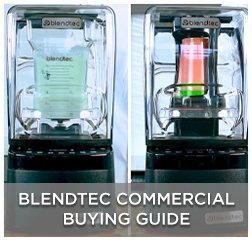 Blendtec Commercial Buying Guide