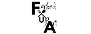 Forked Up Art Logo Image
