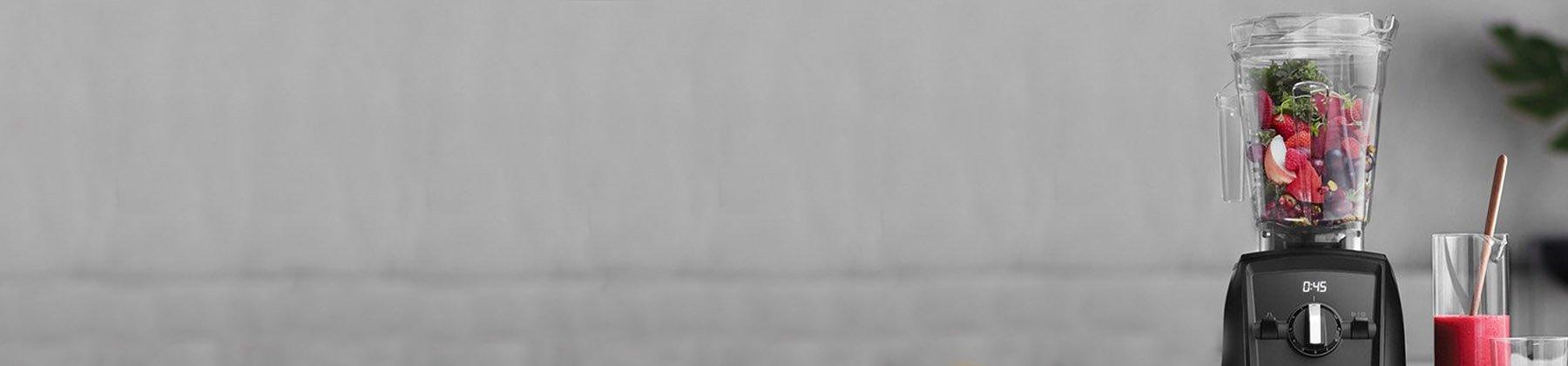 Photo of Vitamix blender.