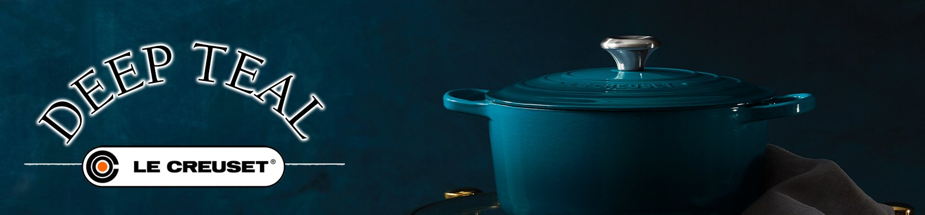 Photo of Le Creuset Deep Teal